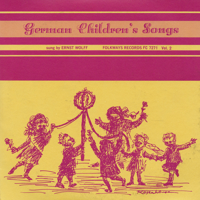 German Children's Songs, Vol. 2