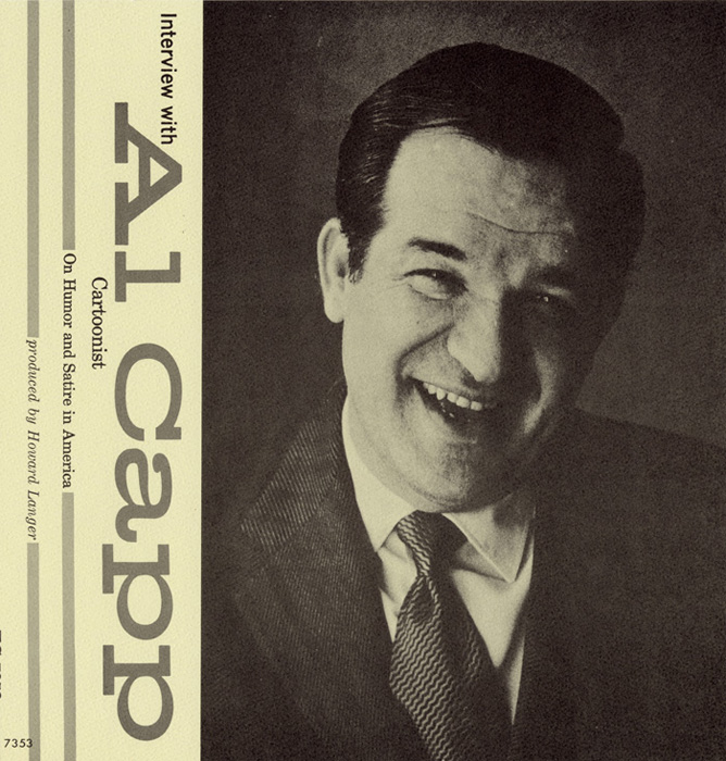 An Interview with Al Capp