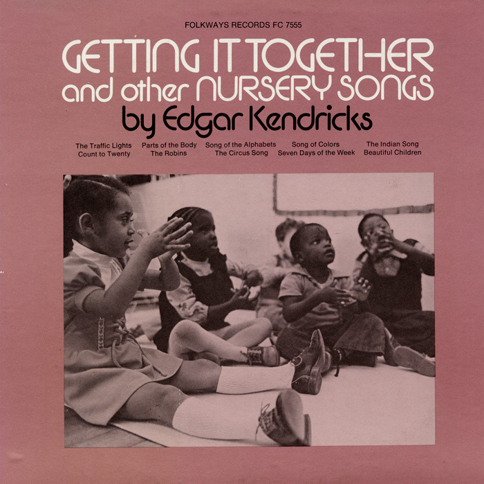 Getting it Together and Other Nursery Songs