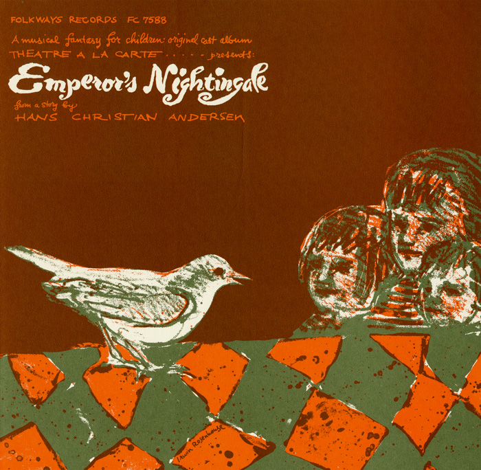 Andersen's The Emperor's Nightingale