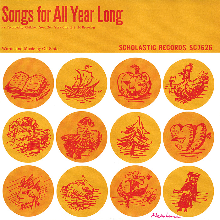 Songs for All Year Long