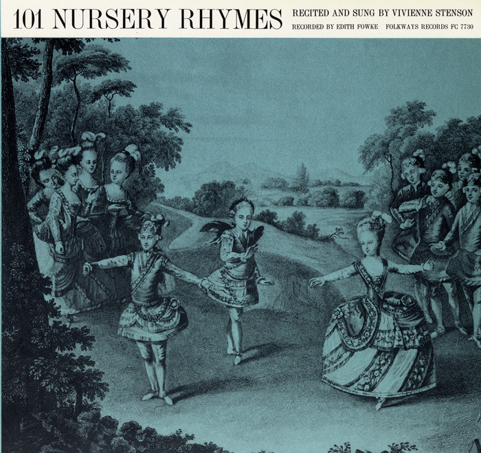 101 Nursery Rhymes