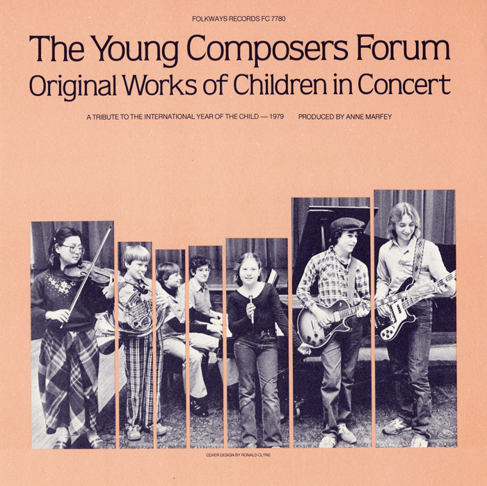 Original Works of Children in Concert