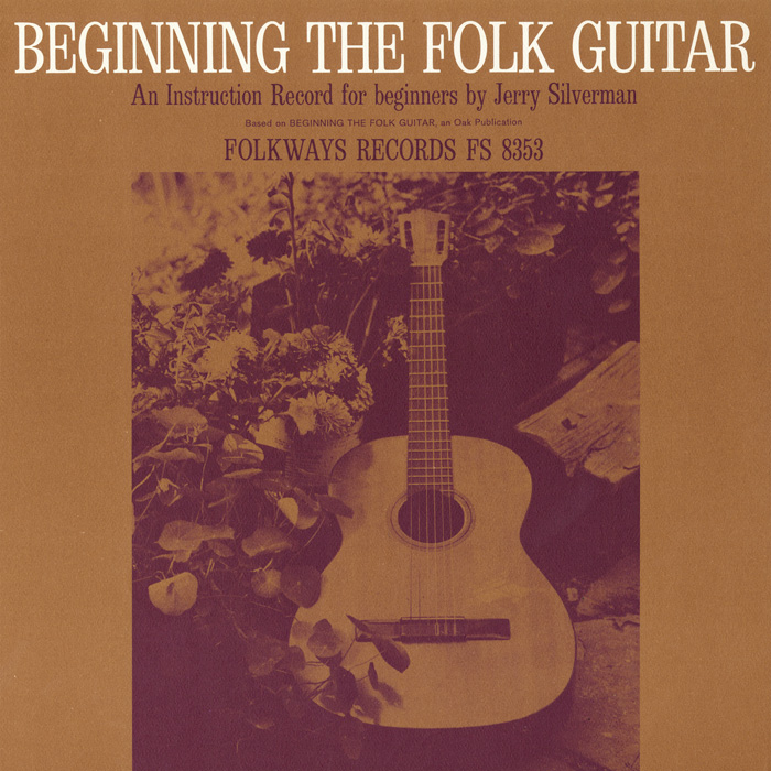 Beginning Folk Guitar: An Instruction Record for Beginners ...