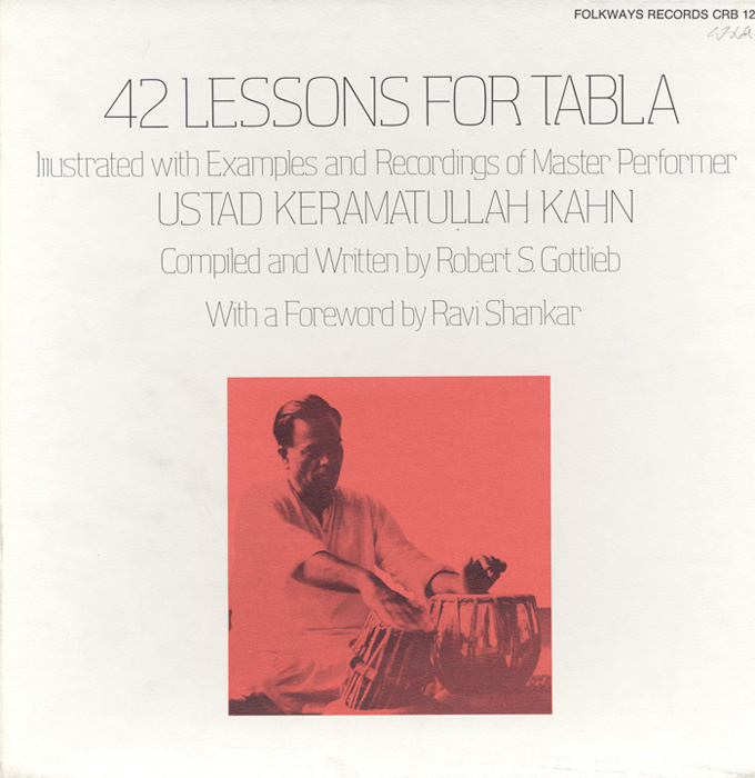 42 Lessons for Tabla