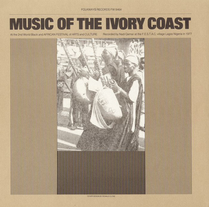 Indigenous Music of the Ivory Coast National Company