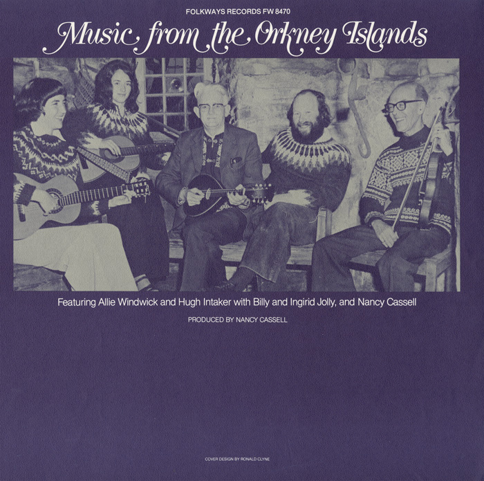 Music from the Orkney Islands (Scotland)