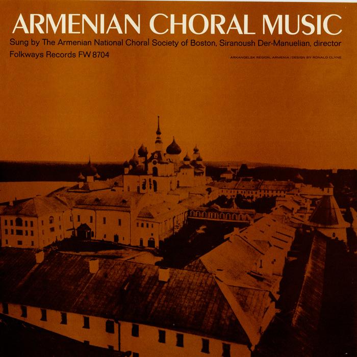 Armenian Choral Music