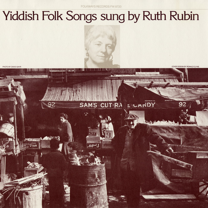 Yiddish Folk Songs