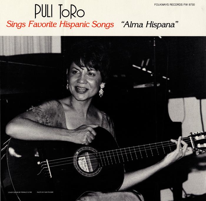 Puli Toro Sings Favorite Hispanic Songs