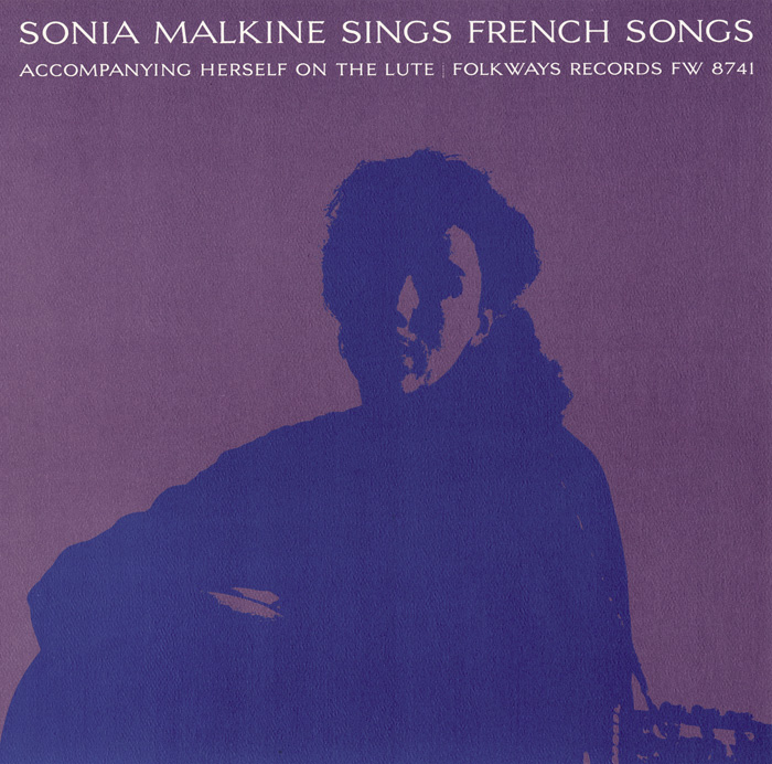 Sonia Malkine Sings French Folk Songs