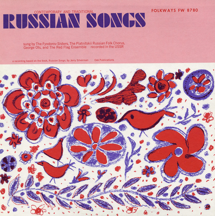 Contemporary and Traditional Russian Songs
