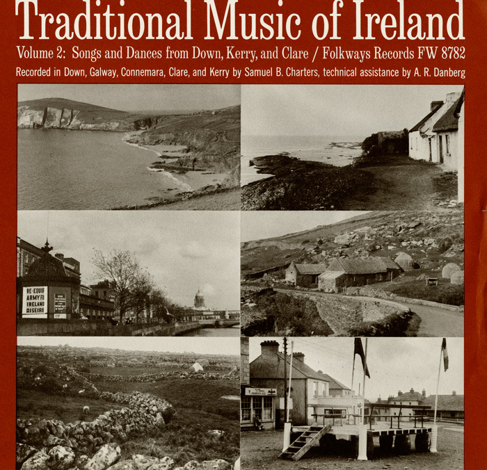 Traditional Music of Ireland, Vol. 2: Songs and Dances from Down, Kerry, and Clare