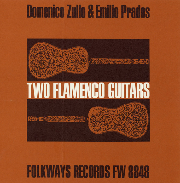 Two Flamenco Guitars