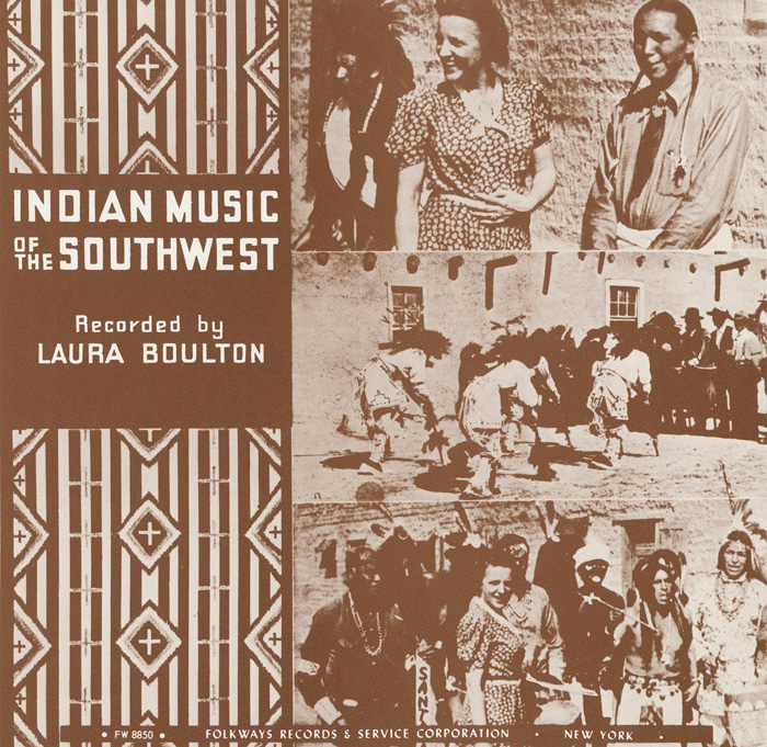 Indian Music of the Southwest