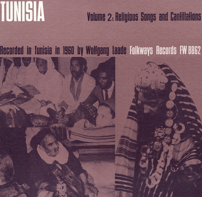 Tunisia, Vol. 2: Religious Songs and Cantillations from Tunisia