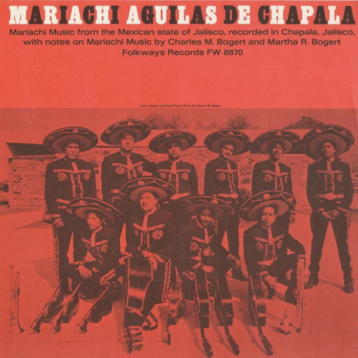Mariachi Aguilas de Chapala