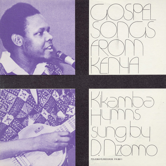 Gospel Songs from Kenya: Kikamba Hymns