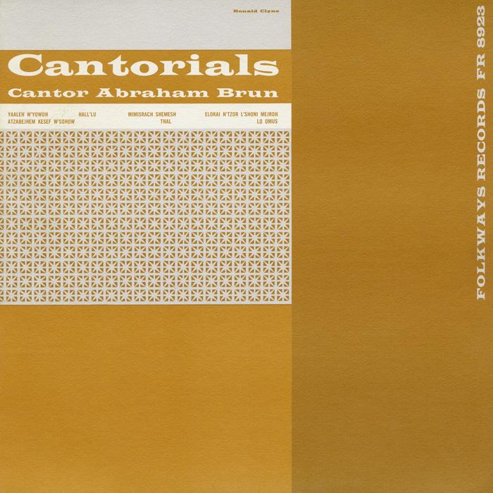 Cantorials, Vol. 2