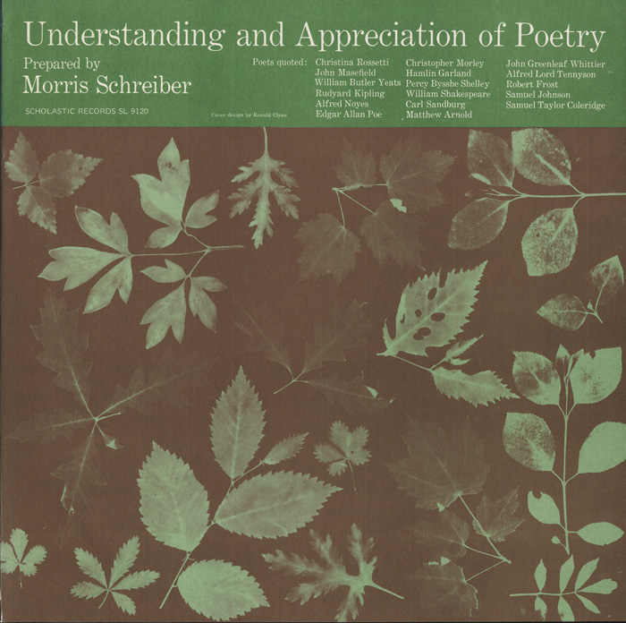 Understanding and Appreciation of Poetry