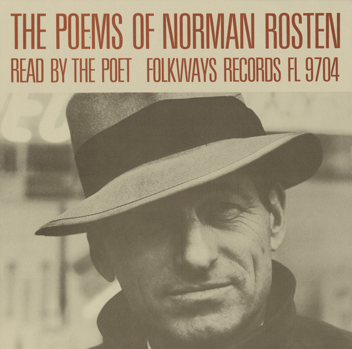 The Poems of Norman Rosten