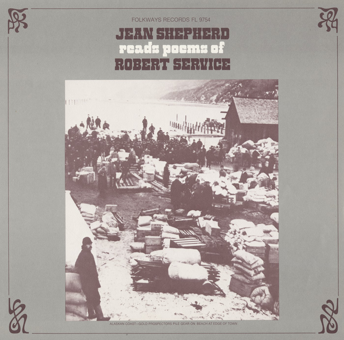 Jean Shepherd Reads Poems of Robert Service