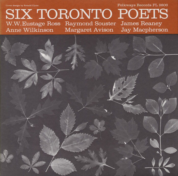 Six Toronto Poets
