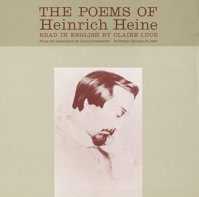 The Poems of Heinrich Heine