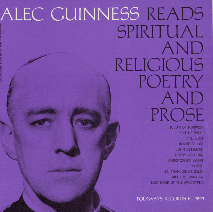 Christian Poetry and Prose: Selected and Read by Alec Guinness