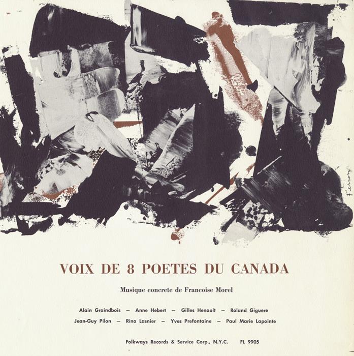 Voix de 8 Poetes du Canada