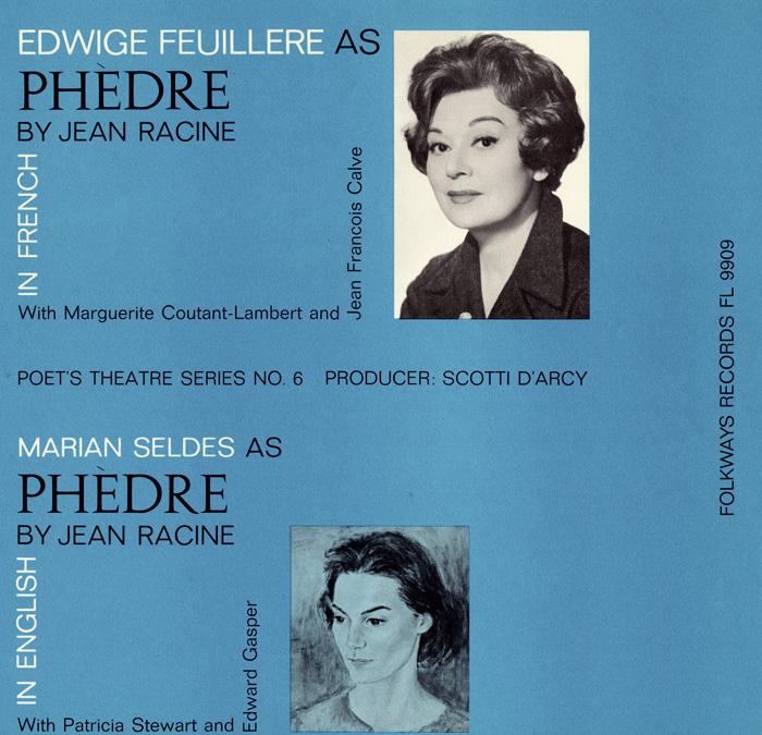 Phèdre: By Jean Racine