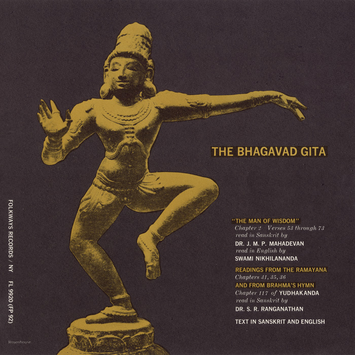 Readings from the Ramayana: In Sanskrit Bhagavad Gita