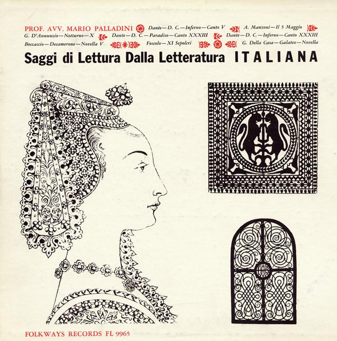 Elenco dei Saggi di Lettura del Prof. Avv. Mario Palladini