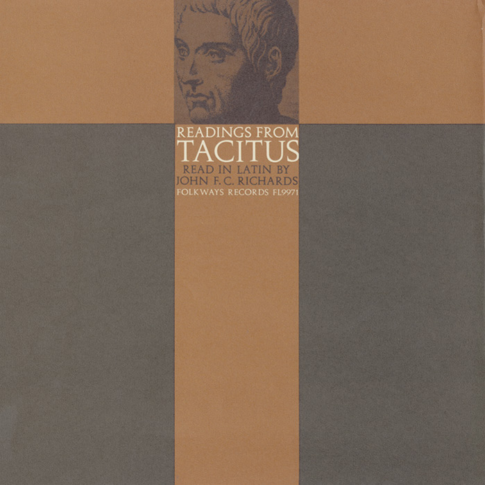Readings from Tacitus: Read in Latin by John F.C. Richards