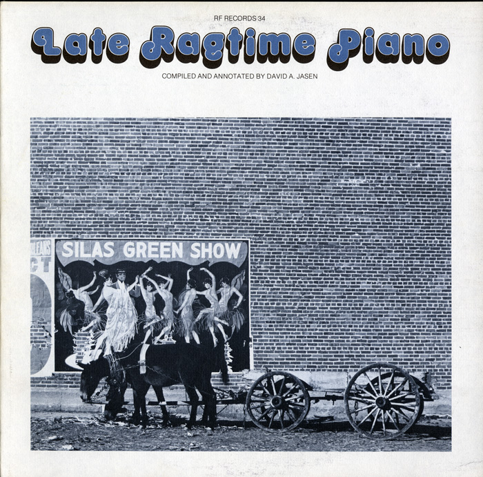 Late Ragtime Piano