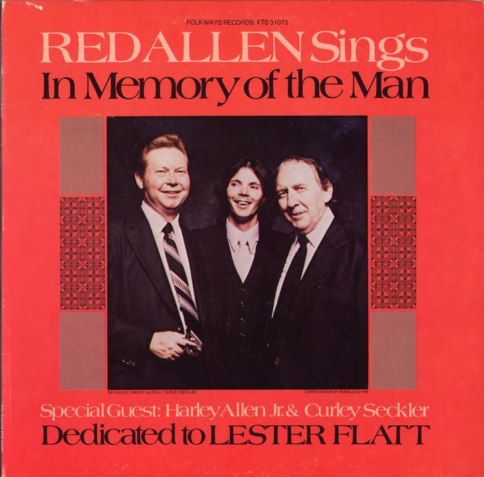 In Memory of the Man: Dedicated to Lester Flatt