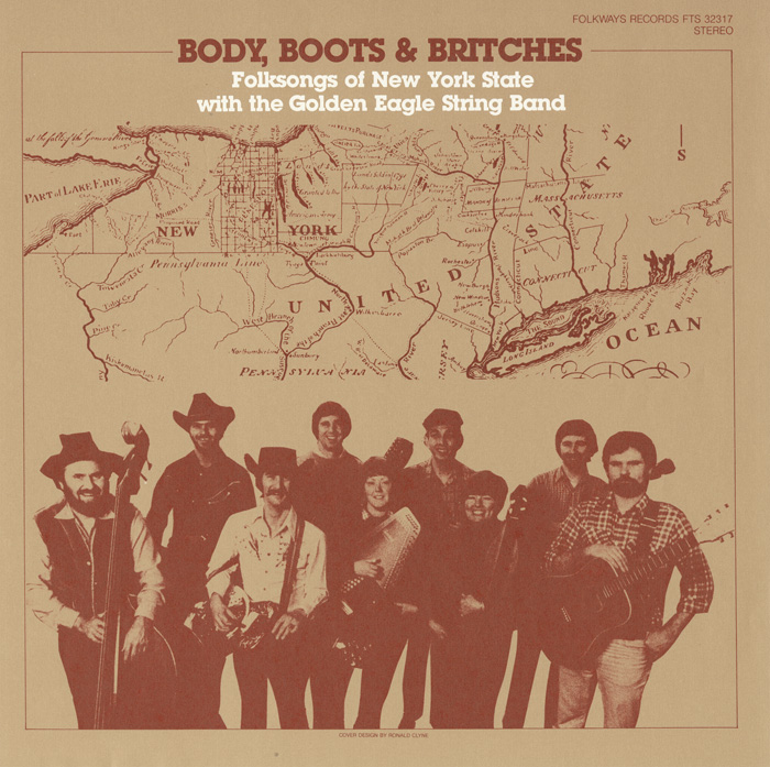 Body, Boots and Britches: Folk Songs of New York State
