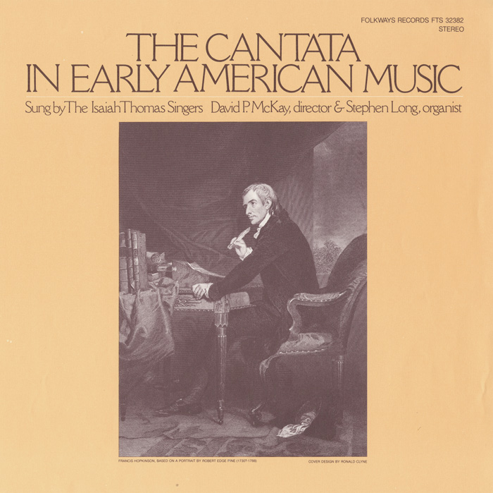 The Cantata in Early American Music