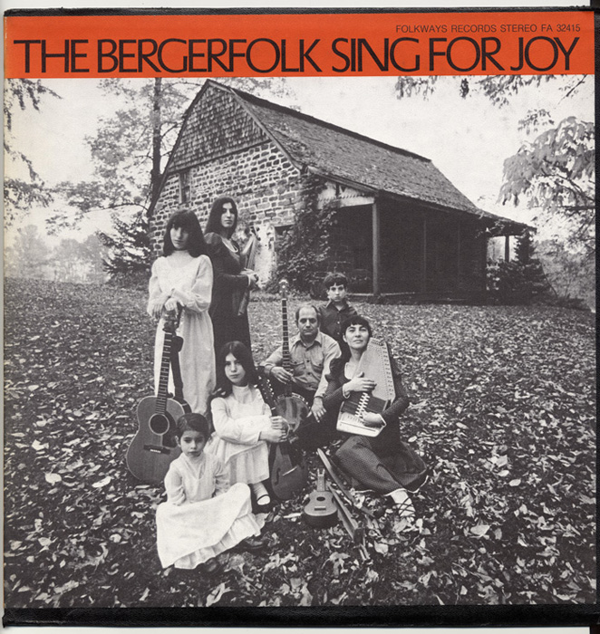 Bergerfolk, Vol. 1: Sing for Joy