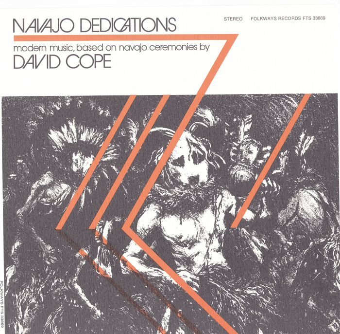 Navajo Dedications: Music by David Cope