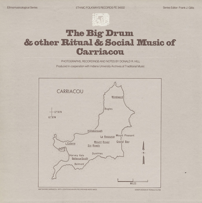 The Big Drum and Other Ritual and Social Music of Carriacou