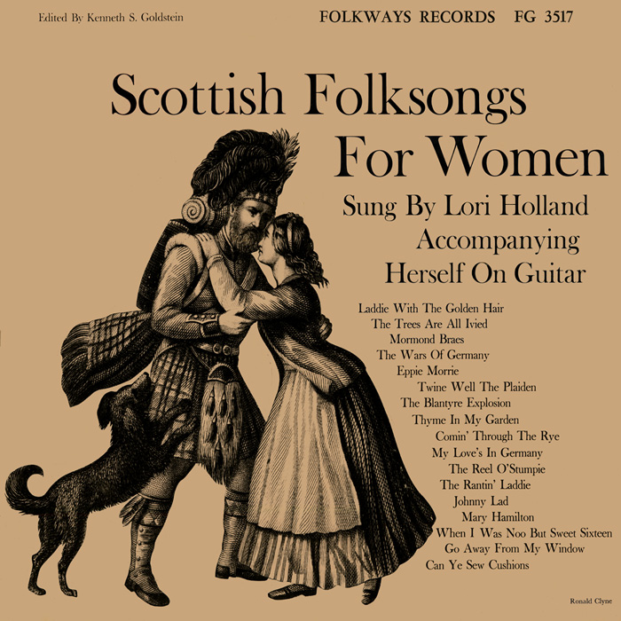 Scottish Folksongs for Women