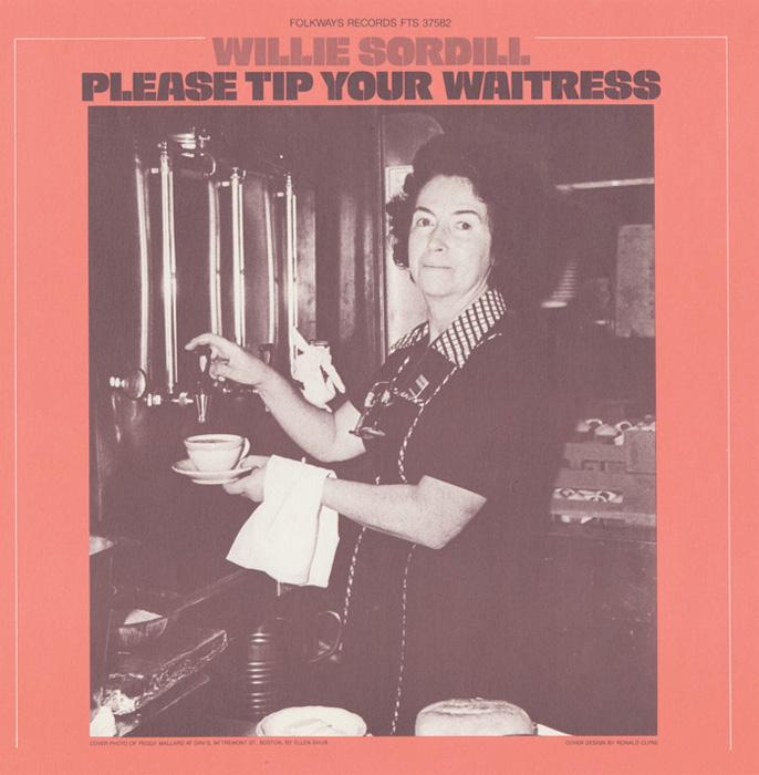 Please Tip Your Waitress
