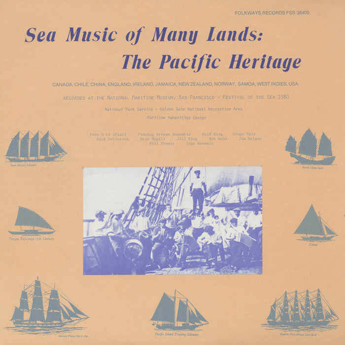 Songs of the Water Ways: Maritime Music - Smithsonian Folkways