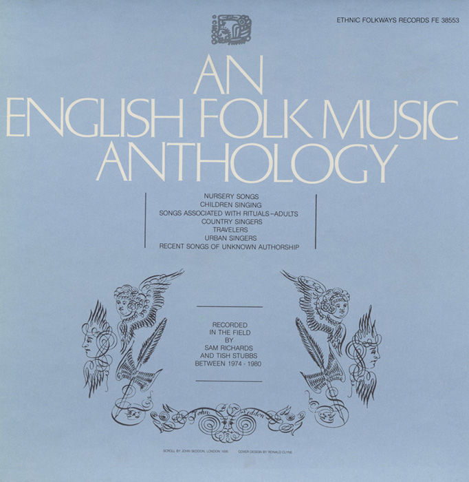 An English Folk Music Anthology