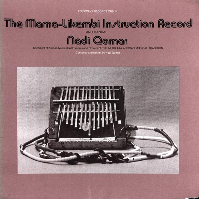 Mama-Likembi Instruction Record (thumb piano)
