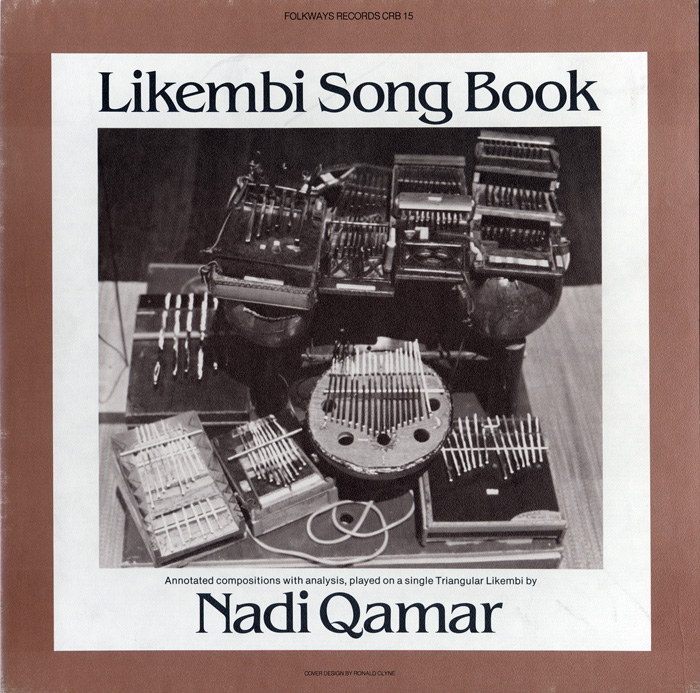 Likembi Song Book