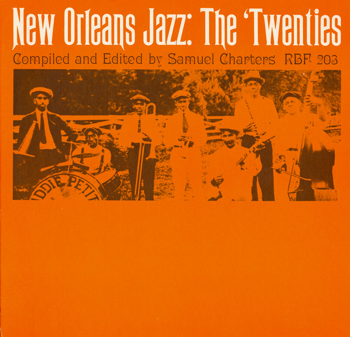 New Orleans Jazz: The Twenties