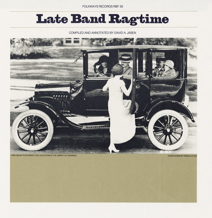 Late Band Ragtime