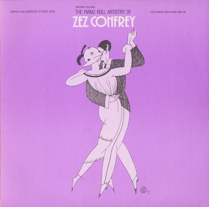 The Piano Roll Artistry of Zez Confrey